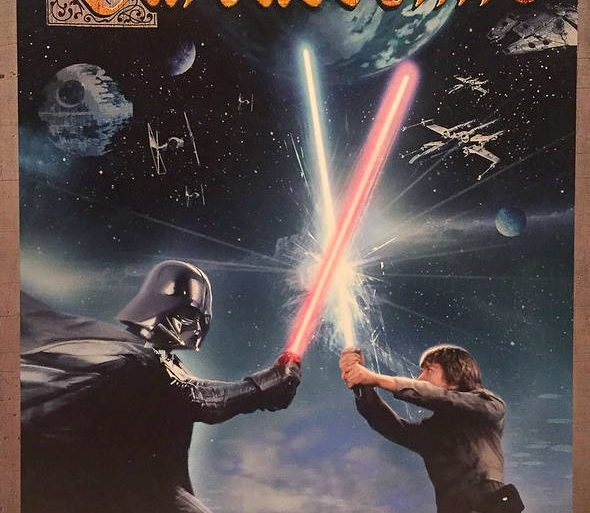 Carcassone: Star Wars 2015