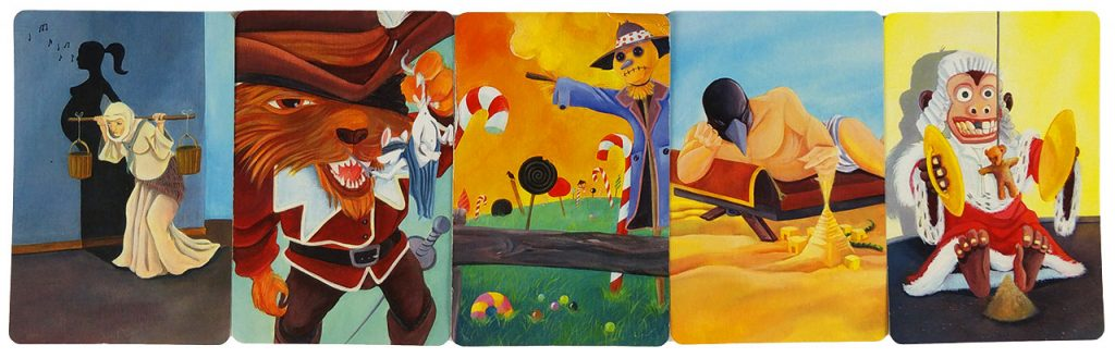 Dixit Odyssey (2011) - some great looking cards