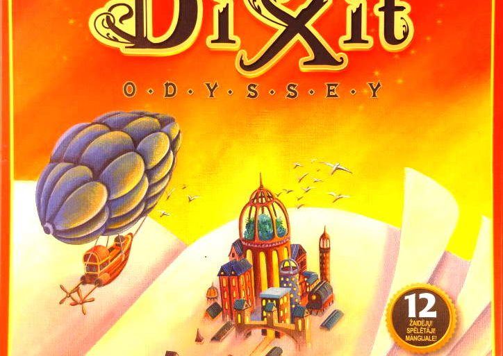 Dixit Odyssey board game 2011
