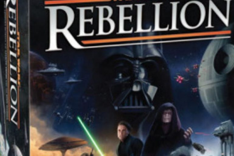 Star Wars Rebellion 2016