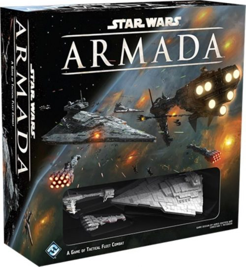 Star Wars: Armada (2015) gamebox