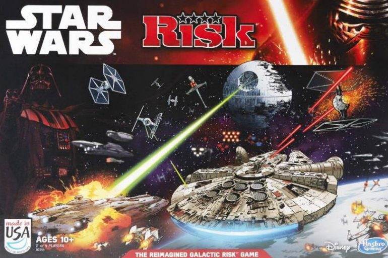Risk Star Wars 2014 edition