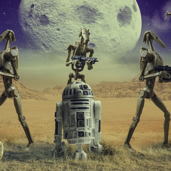 Star Wars cover photo