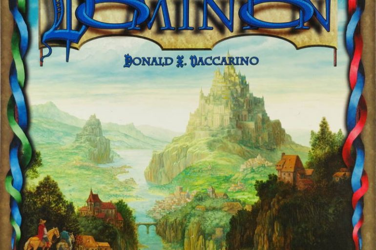 Dominion board game 2016 cover