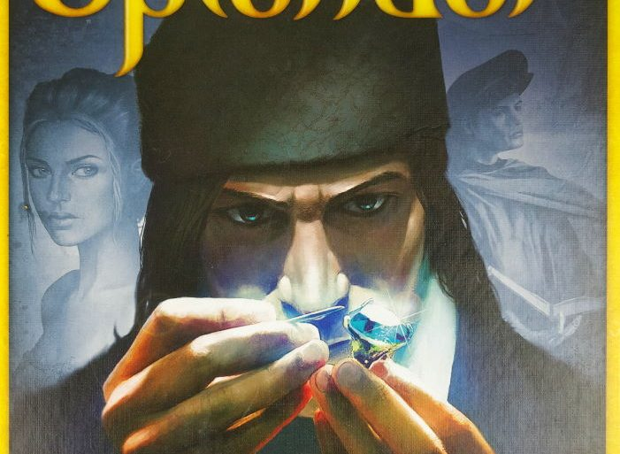 Splendor board game 2014 cover