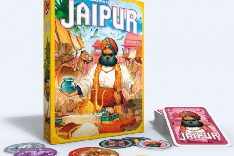 Jaipur board game 2009