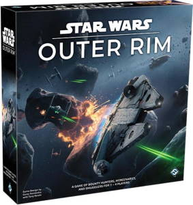 Star Wars Outer Rim 2019 cover