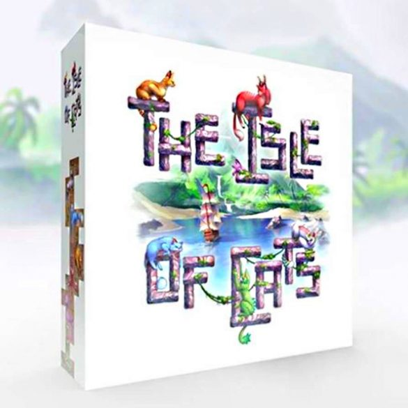 The Isle of Cats board game 2019