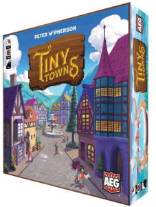 Tiny Towns board game (2019)