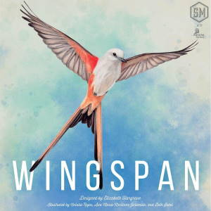 Wingspan board game (2019) cover